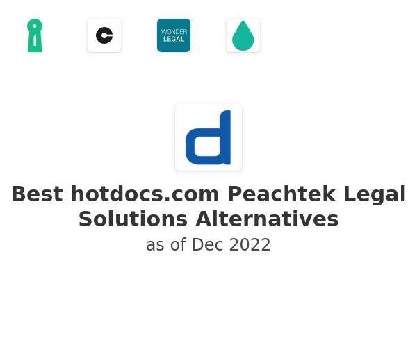 Best Peachtek Legal Solutions Alternatives