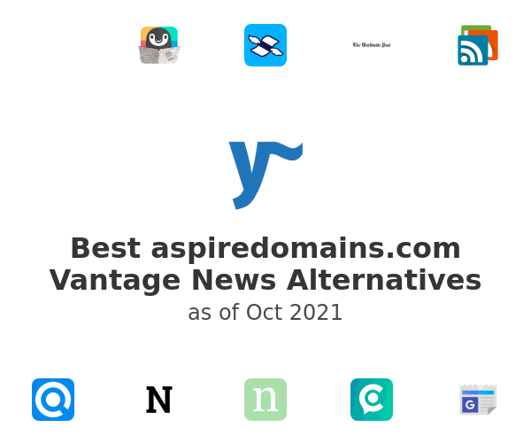 Best Vantage News Alternatives