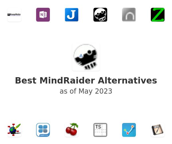 Best MindRaider Alternatives