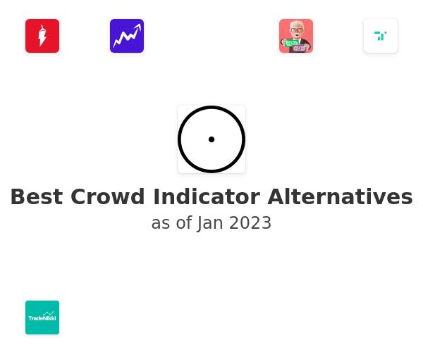 Best Crowd Indicator Alternatives