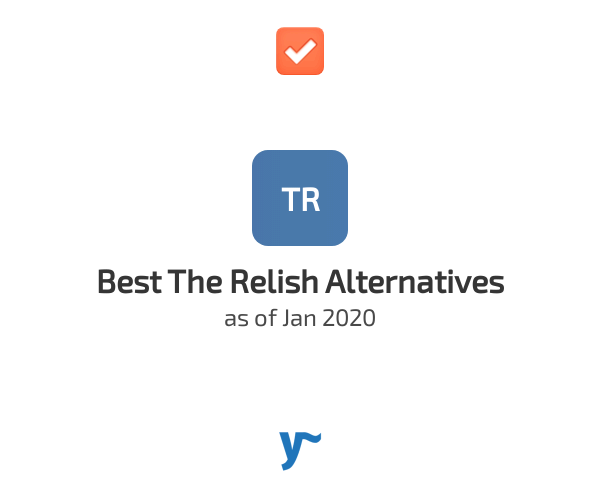 Best The Relish Alternatives