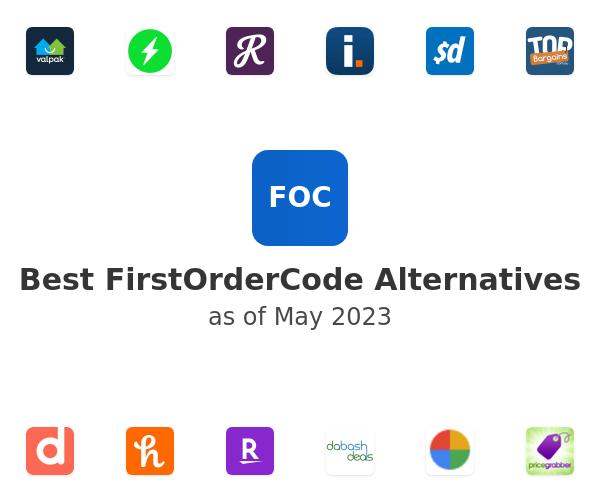 Best FirstOrderCode Alternatives
