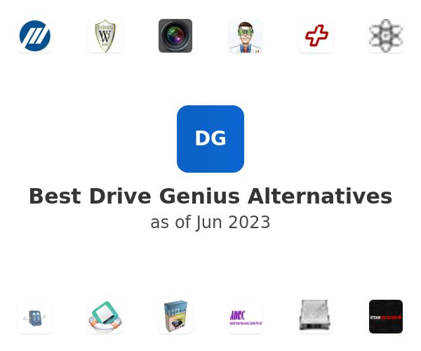 Best Drive Genius Alternatives