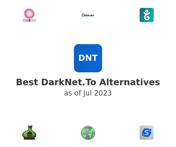 Best DarkNet.To Alternatives