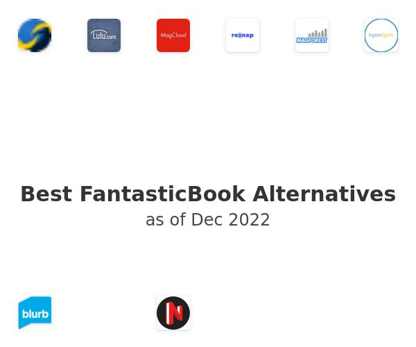 Best FantasticBook Alternatives
