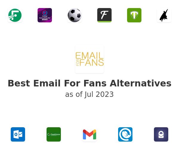 Best Email For Fans Alternatives