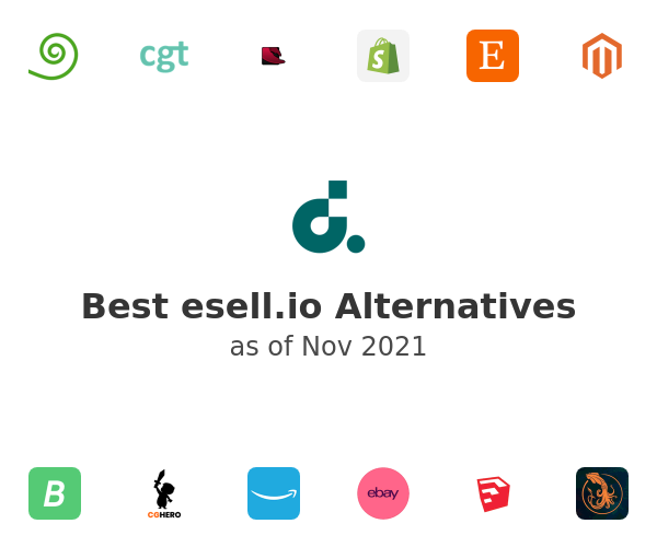 Best esell.io Alternatives