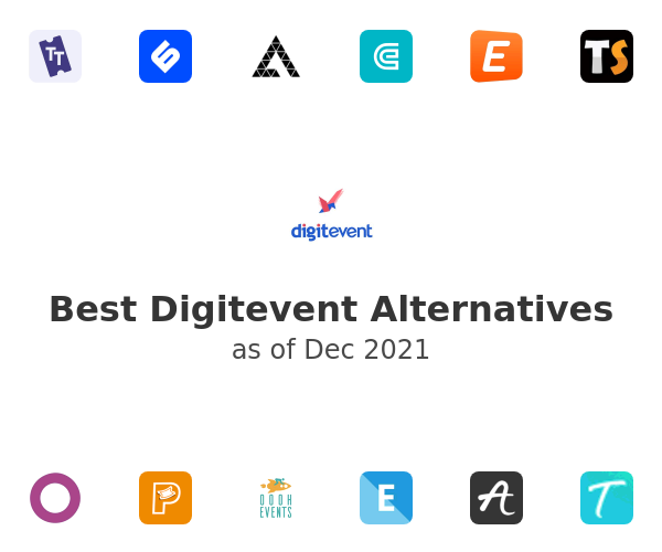 Best Digitevent Alternatives
