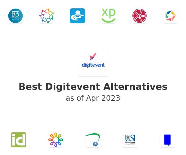 Best Digitevent Alternatives