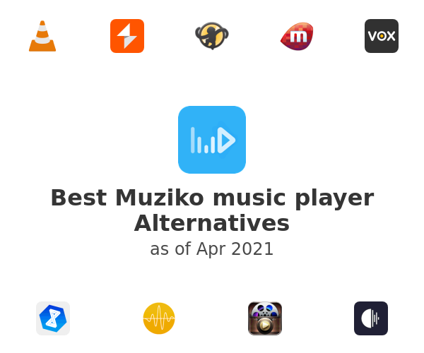 Best Muziko music player Alternatives