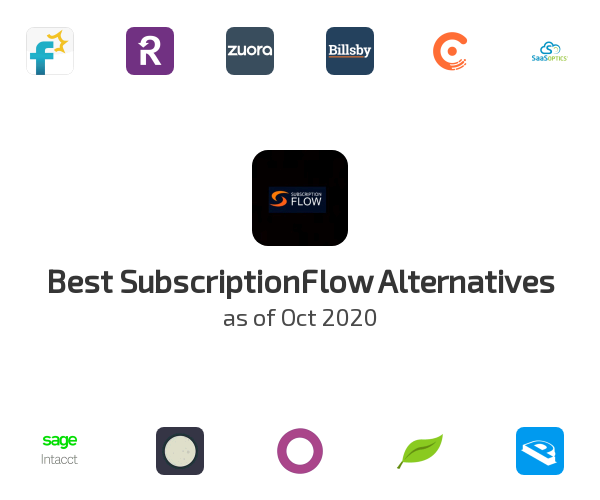 Best SubscriptionFlow Alternatives