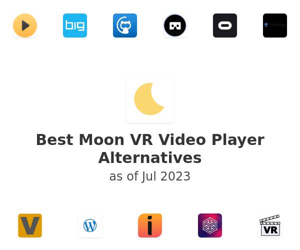 Best Moon VR Video Player Alternatives