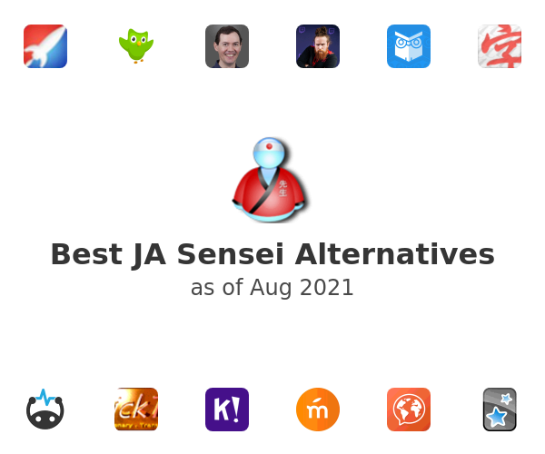 Best JA Sensei Alternatives