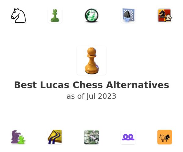 Best Lucas Chess Alternatives