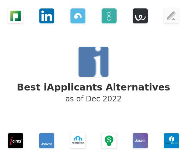 Best iApplicants Alternatives