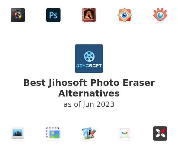 Best Jihosoft Photo Eraser Alternatives