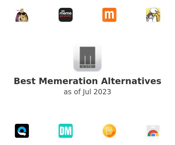 Best Memeration Alternatives