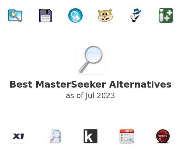Best MasterSeeker Alternatives