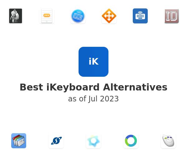 Best iKeyboard Alternatives