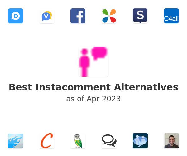 Best Instacomment Alternatives