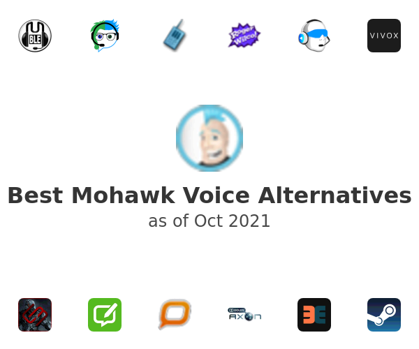 Best Mohawk Voice Alternatives