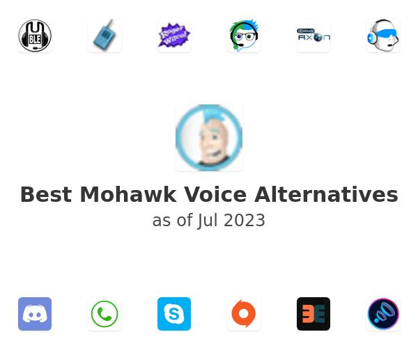 Best Mohawk Voice Alternatives