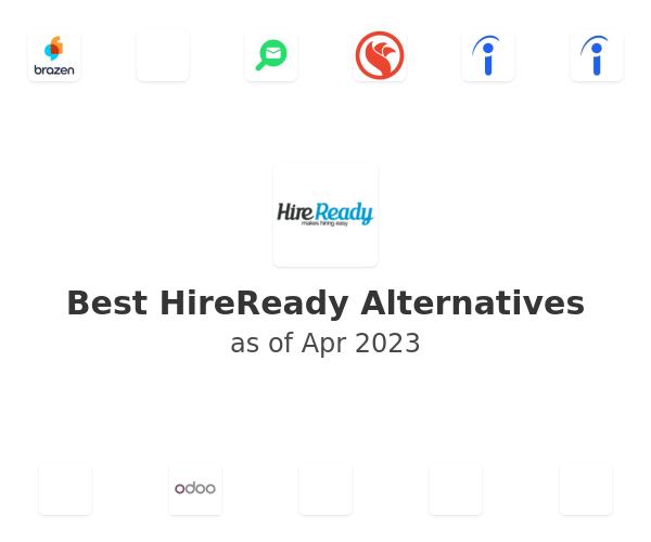 Best HireReady Alternatives
