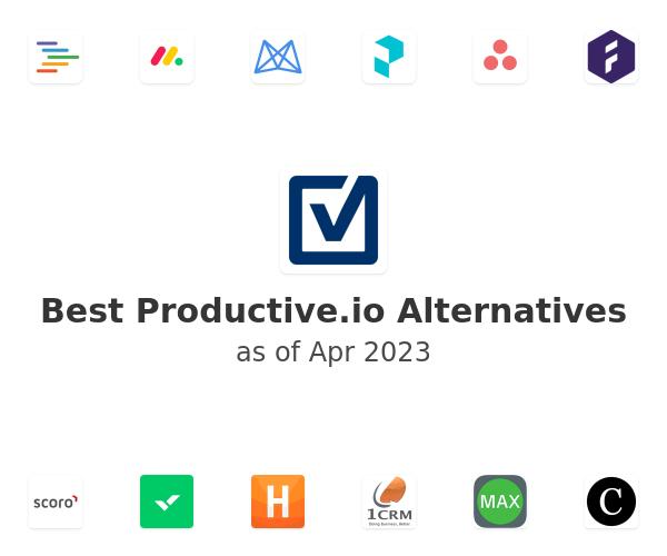 Best Productive.io Alternatives