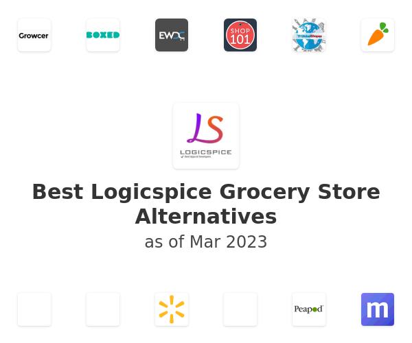 Best Logicspice Grocery Store Alternatives