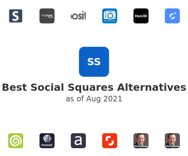 Best Social Squares Alternatives