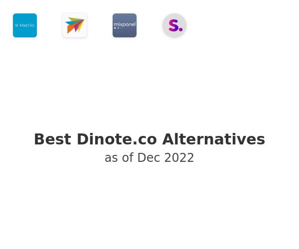 Best Dinote Alternatives