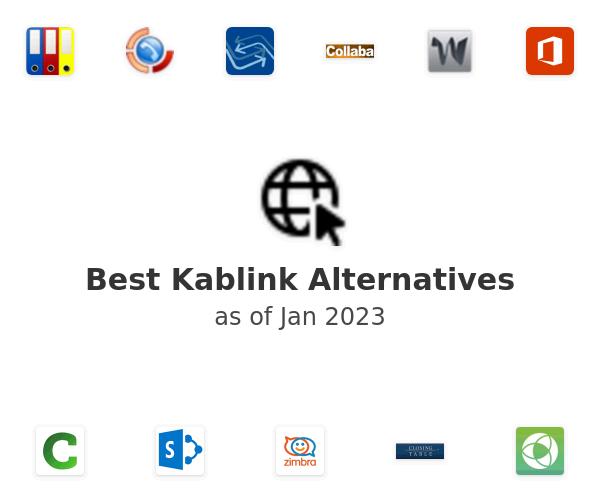 Best Kablink Alternatives