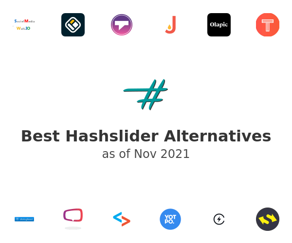 Best Hashslider Alternatives