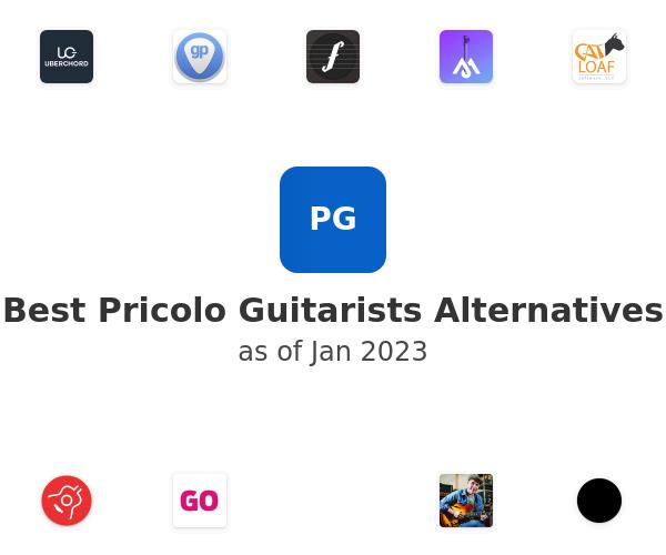 Best Pricolo Guitarists Alternatives