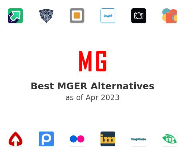 Best MGER Alternatives