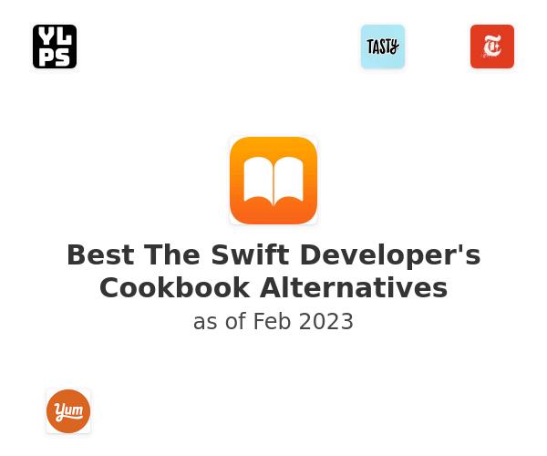 Best The Swift Developer's Cookbook Alternatives