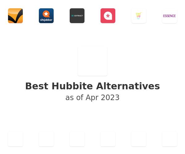 Best Hubbite Alternatives