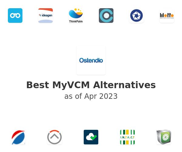 Best MyVCM Alternatives