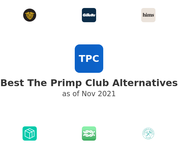 Best The Primp Club Alternatives