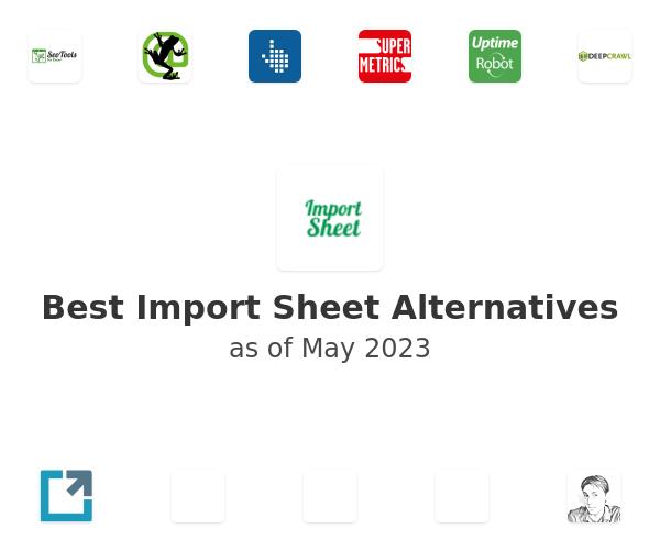 Best Import Sheet Alternatives