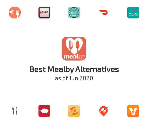Best Mealby Alternatives