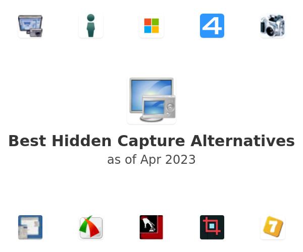Best Hidden Capture Alternatives