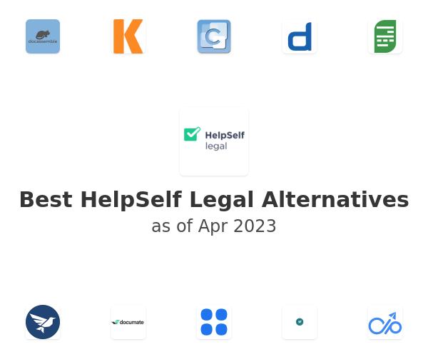 Best HelpSelf Legal Alternatives