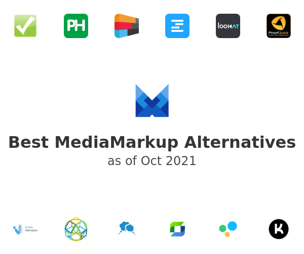Best MediaMarkup Alternatives