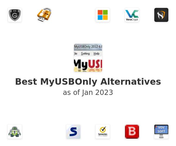 Best MyUSBOnly Alternatives