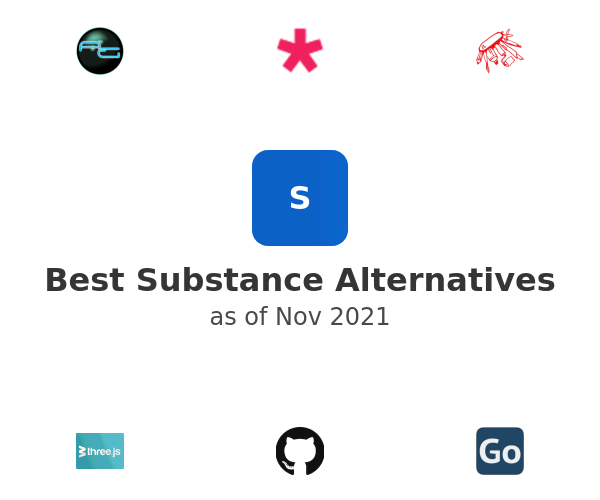 Best Substance Alternatives