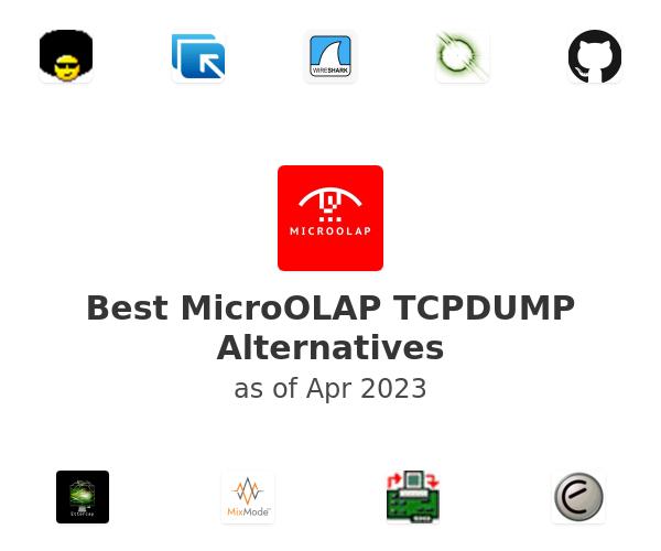 Best MicroOLAP TCPDUMP Alternatives