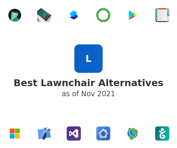 Best Lawnchair Alternatives
