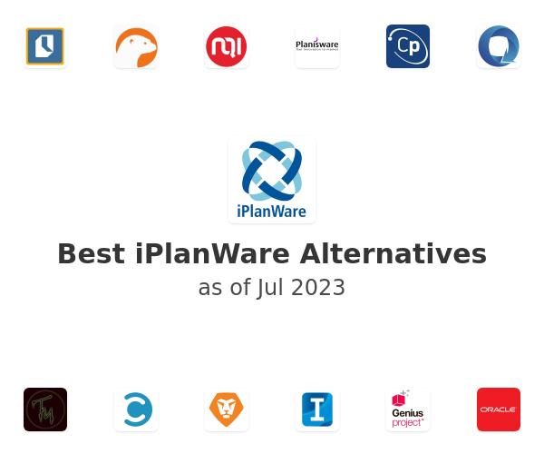 Best iPlanWare Alternatives