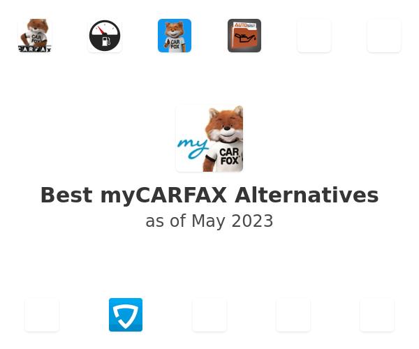 Best myCARFAX Alternatives